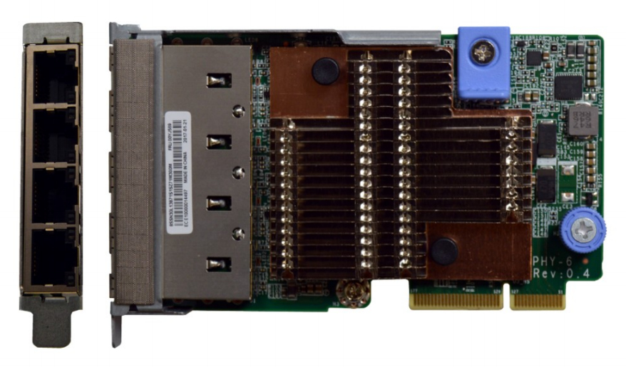 LENOVO 7ZT7A00545 X722 INTERNAL ETHERNET 1000MBIT/S NETWORKING CARD