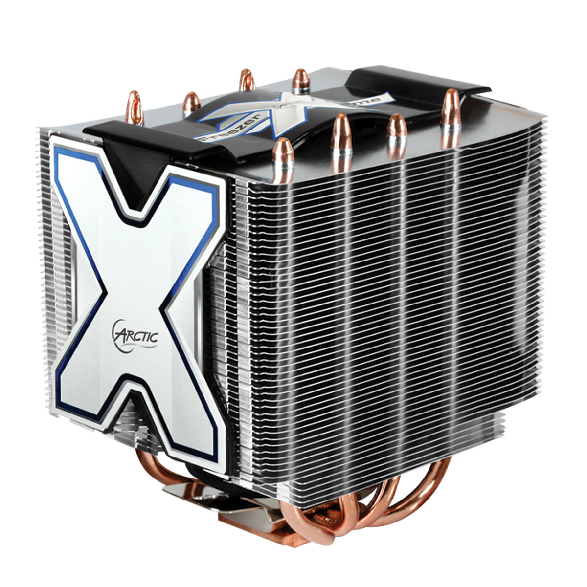 ARCTIC UCACO-P0900-CSB01 FREEZER XTREME (REV. 2) - MULTI-COMPATIBLE TWIN TOWER CPU COOLER