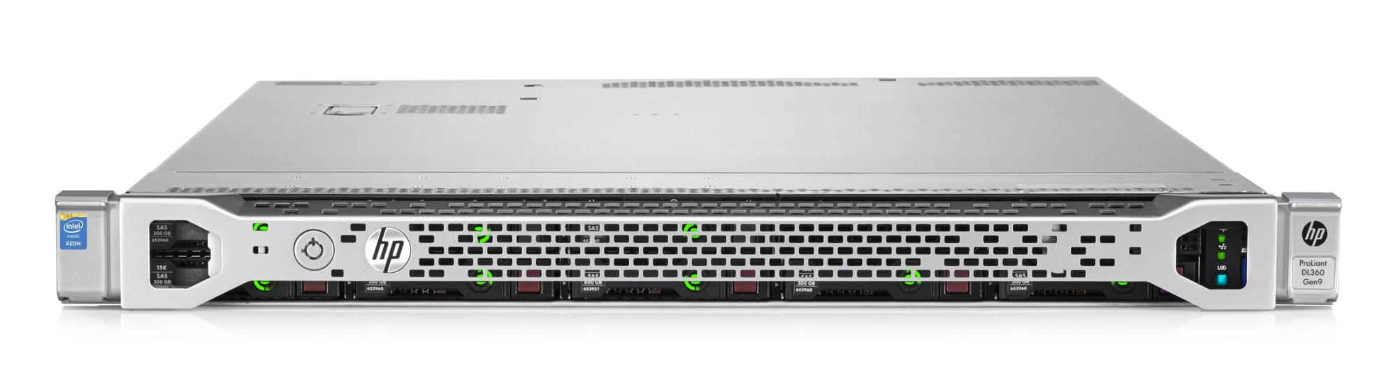 HPE 848736-B21 PROLIANT DL360 GEN9 2.4GHZ E5-2640V4 500W RACK (1U) SERVER