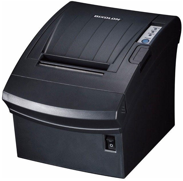 BIXOLON SRP-350PLUSIIICOWG/B SRP-350PLUSIII DIRECT THERMAL POS PRINTER 180 X 180DPI