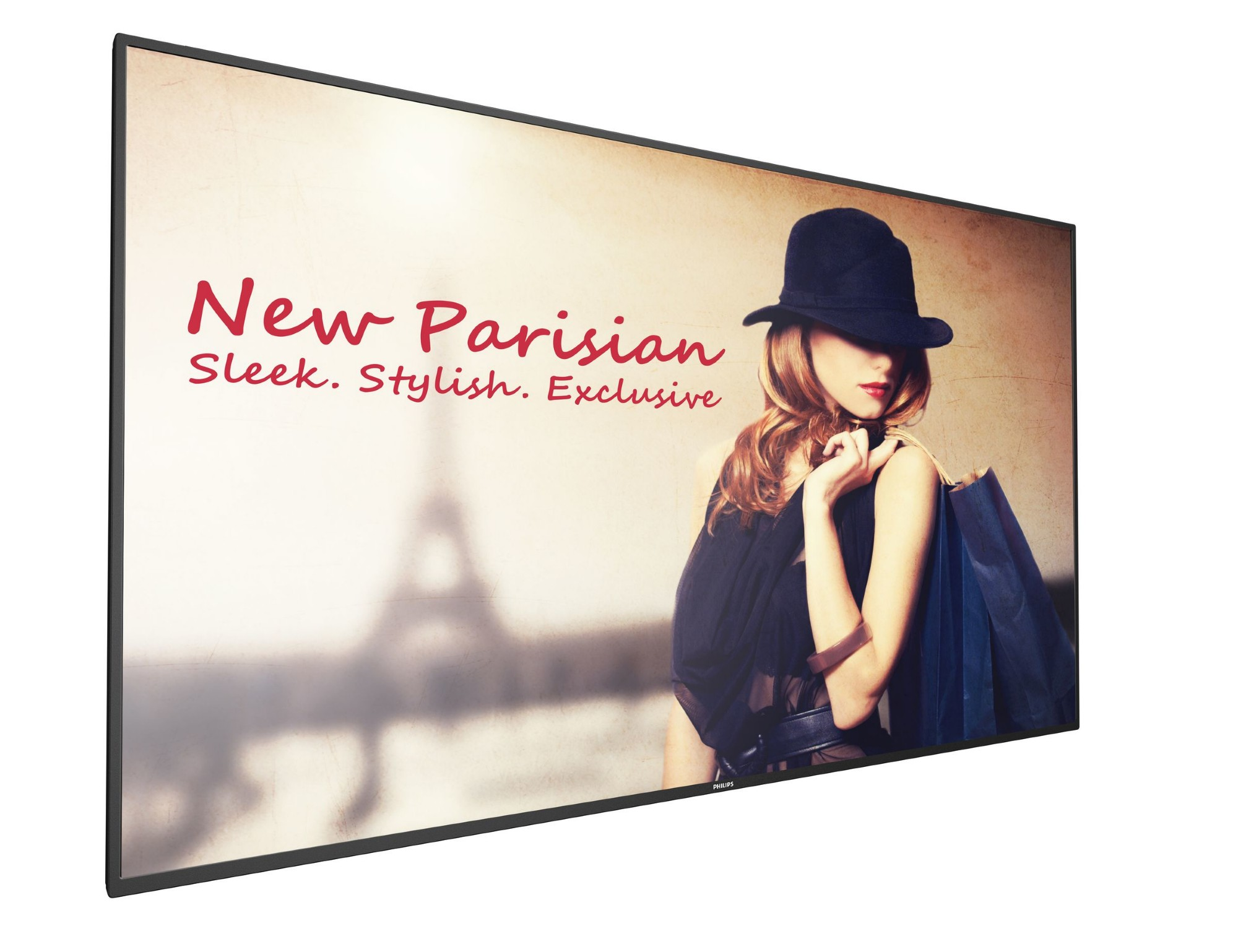 PHILIPS 86BDL4150D/00 SIGNAGE SOLUTIONS D-LINE DISPLAY