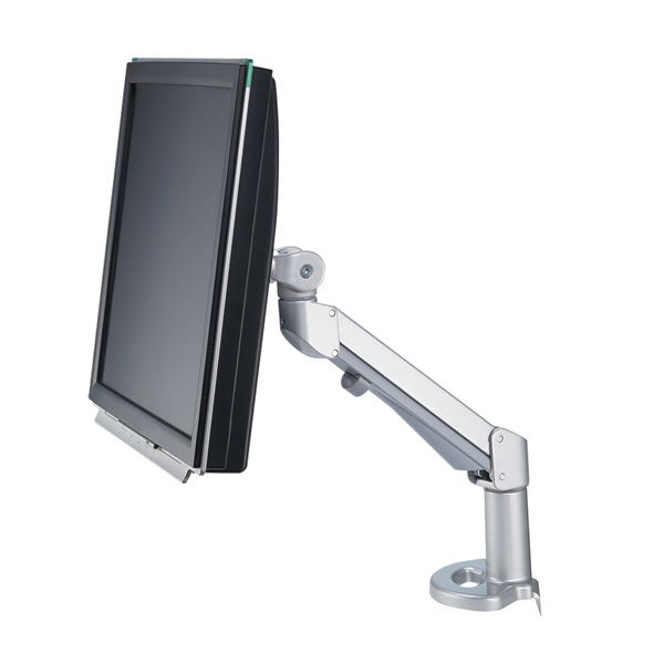 ROLINE 17.03.1149 LCD MONITOR STAND PNEUMATIC, DESK CLAMP, PIVOT 1 JOINT
