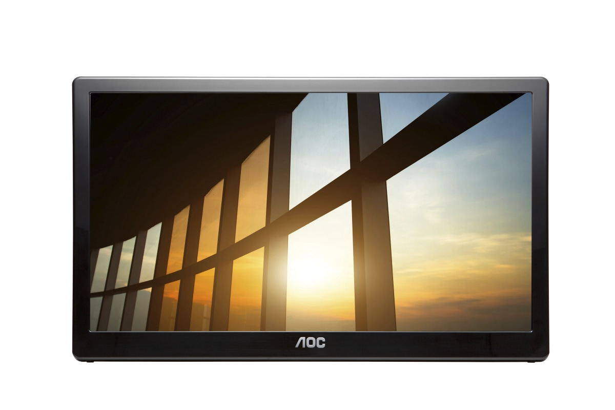 AOC I1659FWUX STYLE-LINE COMPUTER MONITOR 39.6 CM (15.6