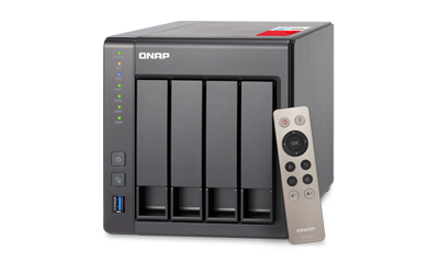 QNAP TS-451+-8G TS-451+ NAS TOWER ETHERNET LAN BLACK