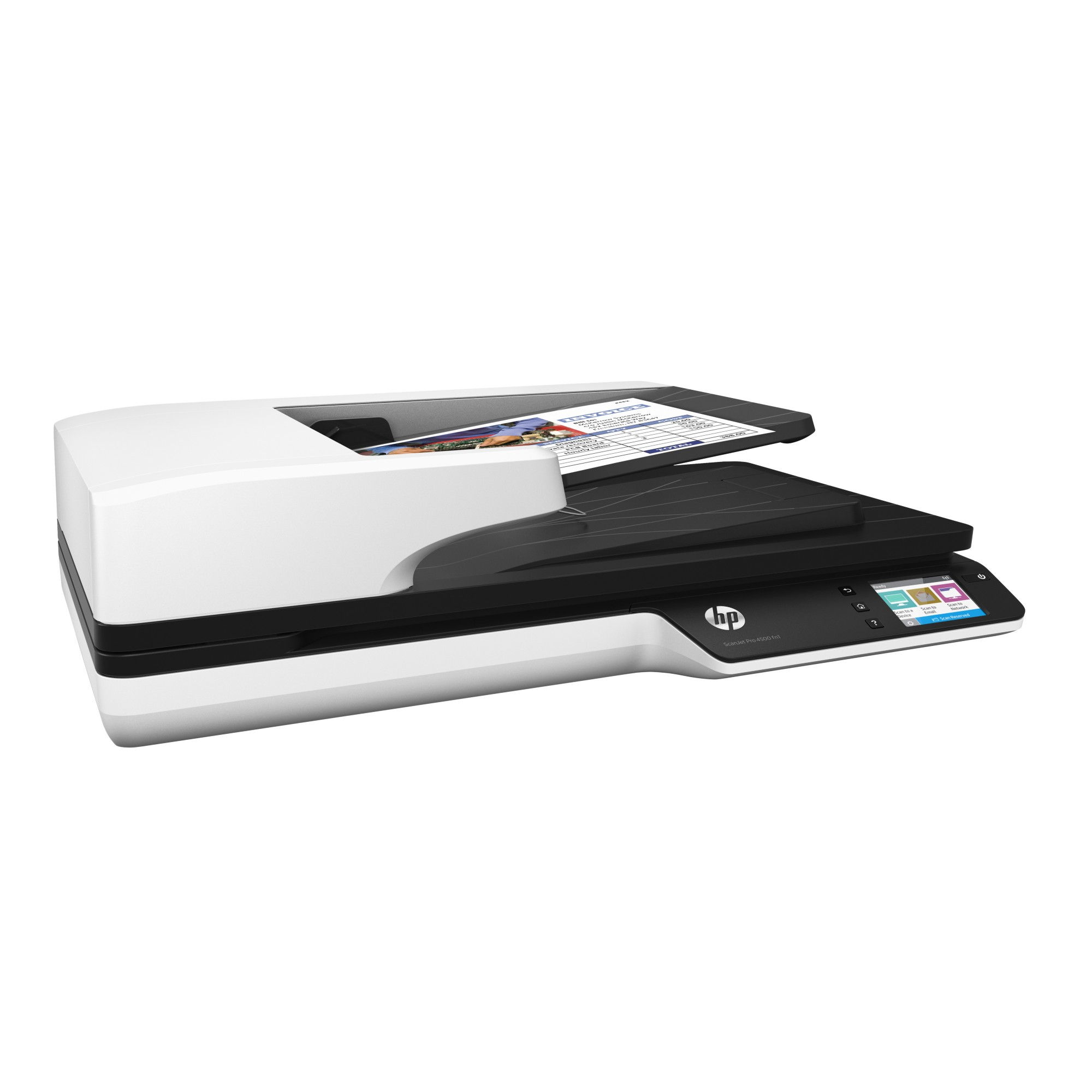 HP L2749A#B19 SCANJET PRO 4500 FN1 NETWORK SCANNER