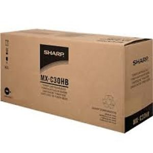 SHARP MXC30HB MXC-30HB TONER WASTE BOX, 8K PAGES