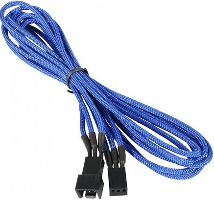BITFENIX BFA-MSC-3F60BK-RP CABLE INTERFACE/GENDER ADAPTER 3-PIN BLACK, BLUE