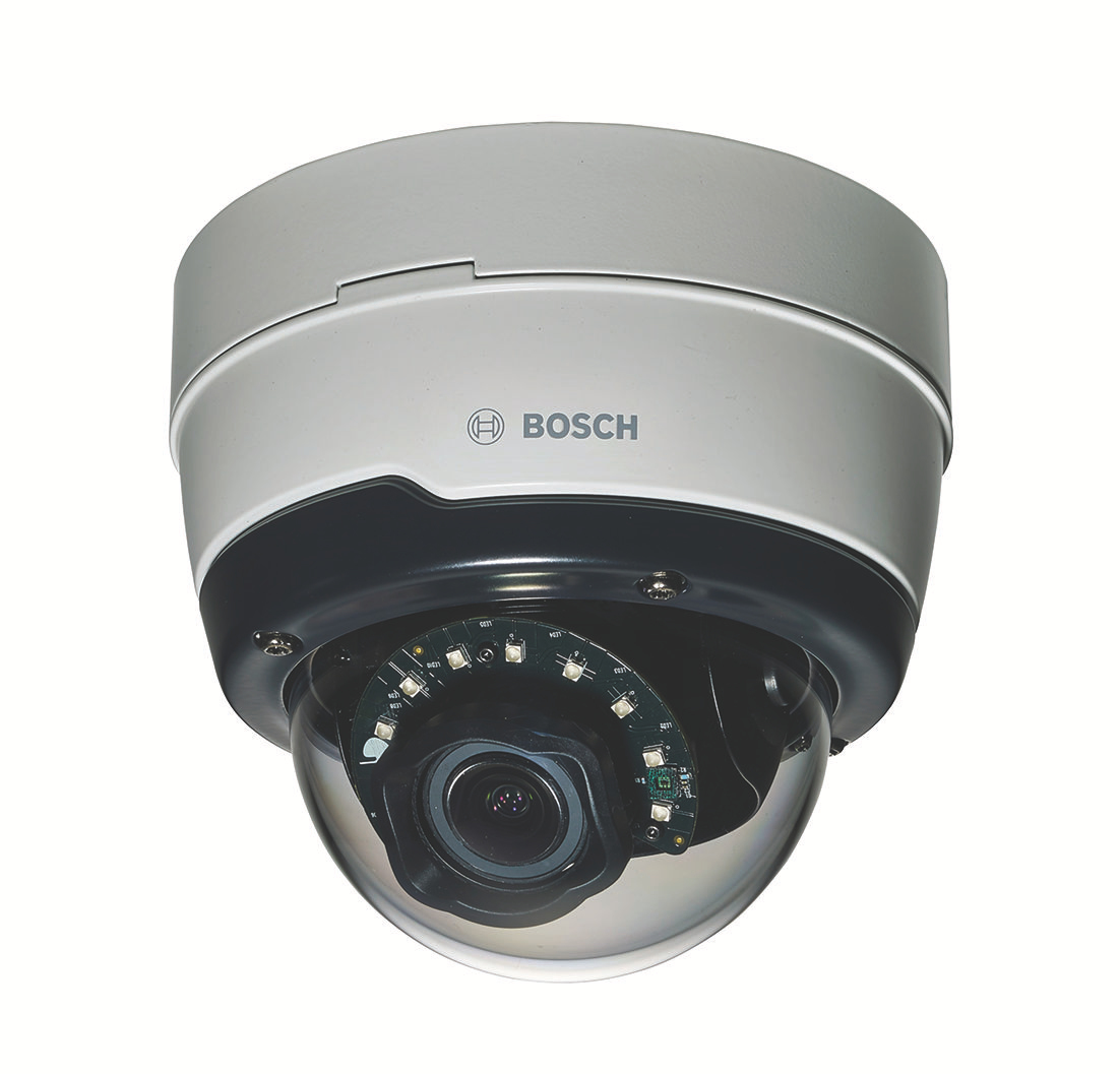 BOSCH NDI-50022-A3 FLEXIDOME IP OUTDOOR 5000 IR SECURITY CAMERA DOME BLACK, WHITE 1920X1080PIXELS