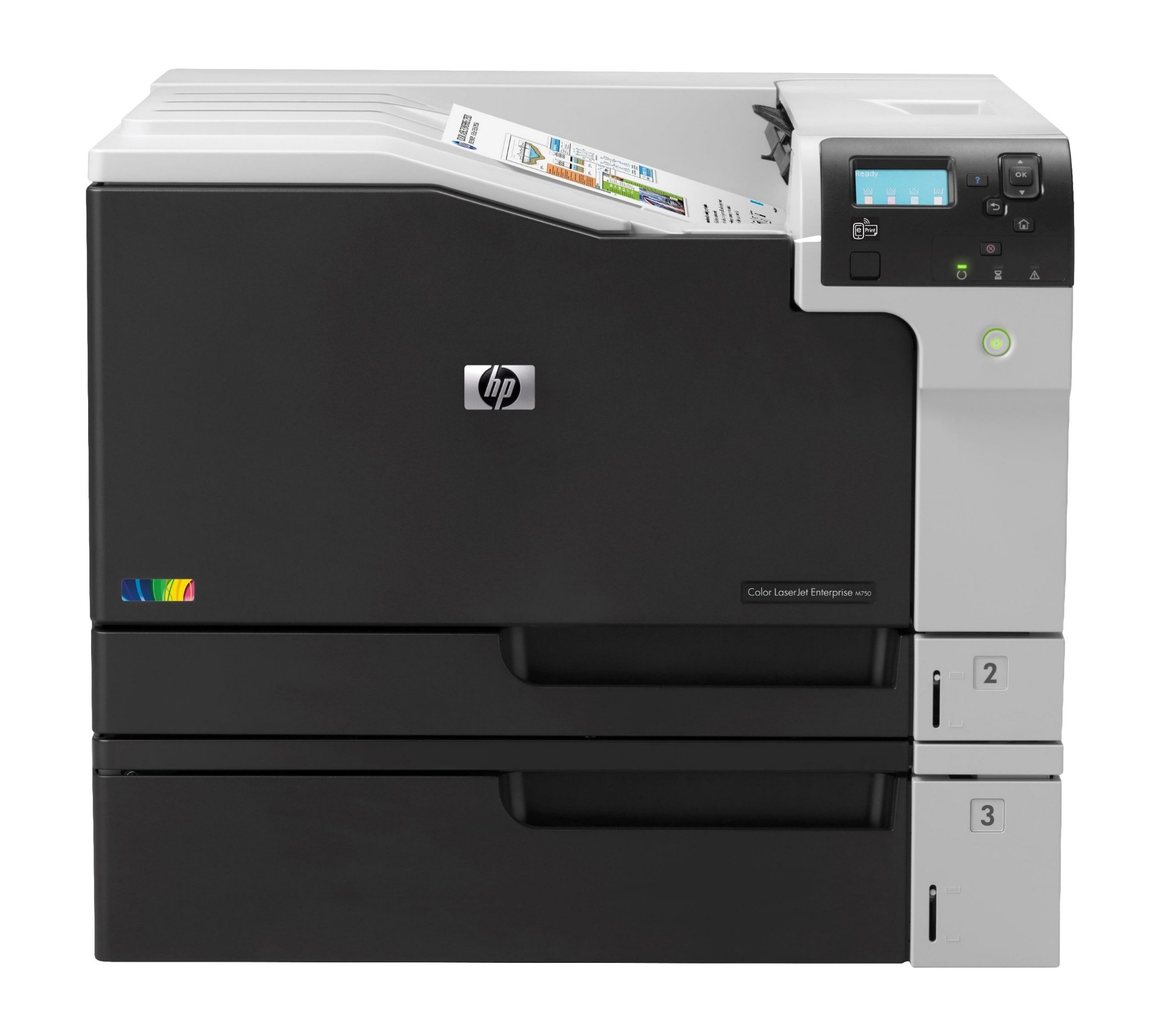 HP D3L09A#B19 LASERJET COLOR ENTERPRISE M750DN