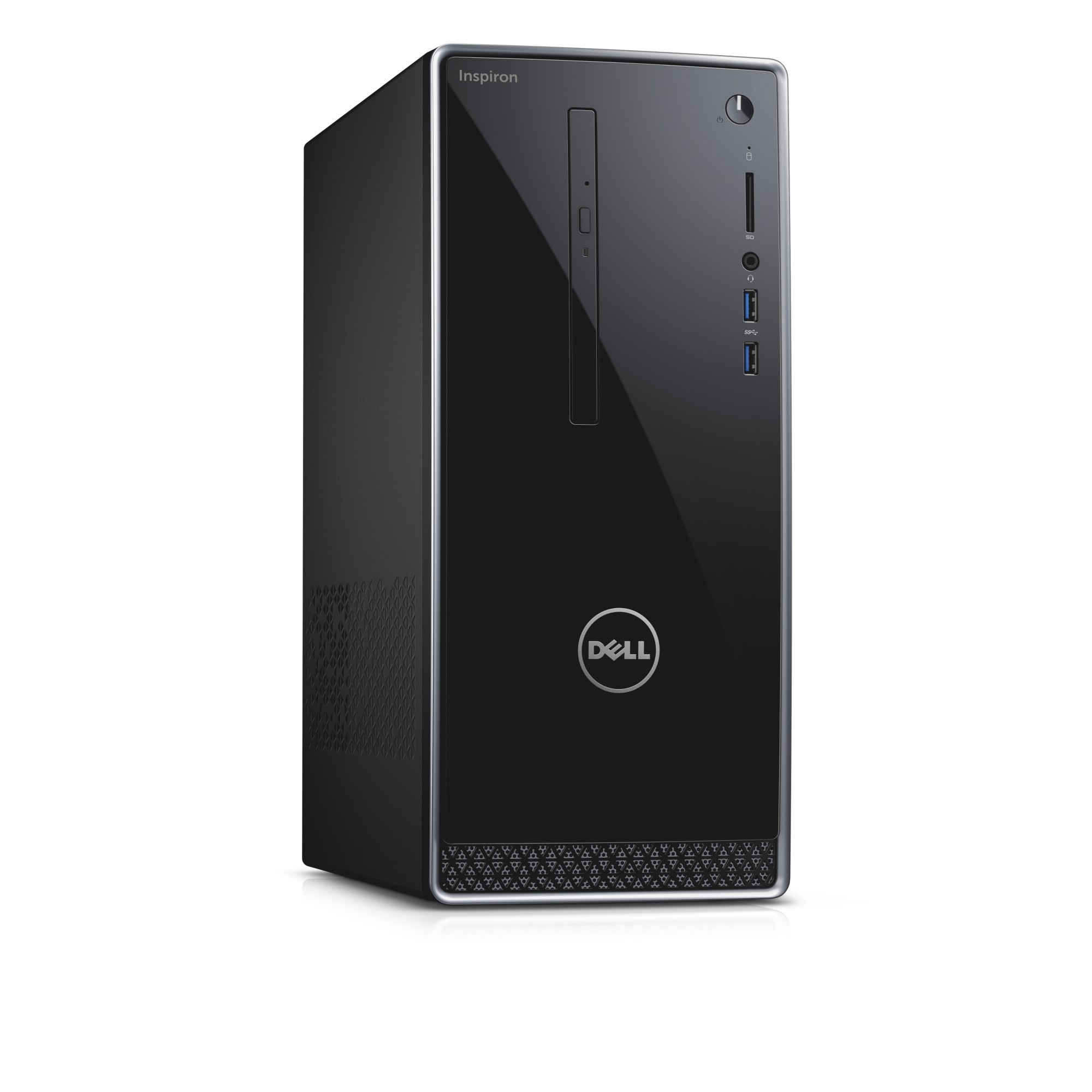 DELL 3668-1677 INSPIRON 3668 3GHZ I5-7400 DESKTOP BLACK PC