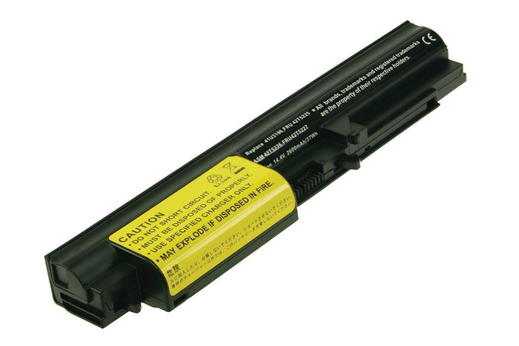 2-POWER CBI3031A 14.4V 2600MAH LI-ION LAPTOP BATTERY RECHARGEABLE