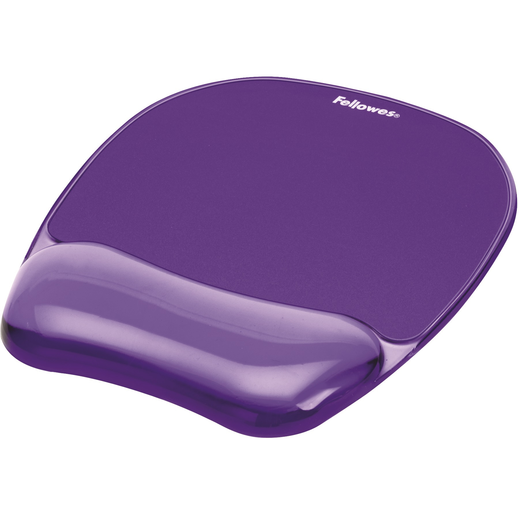 FELLOWES 9144104 VIOLET MOUSE PAD