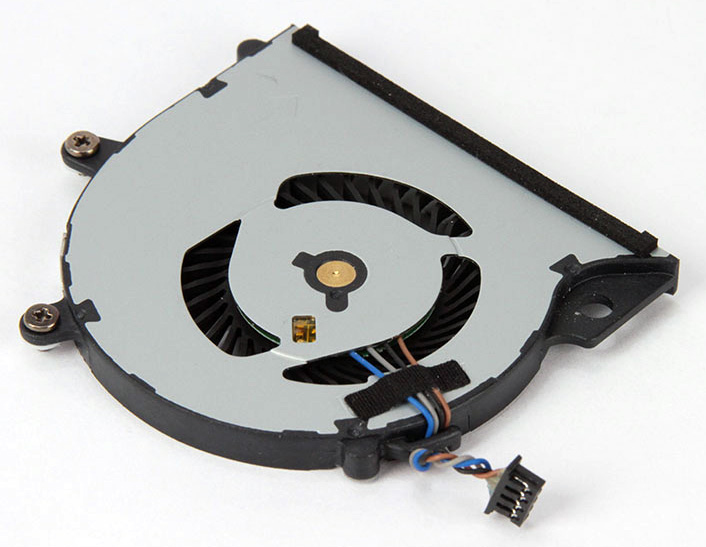 HP 766618-001 FAN ASSEMBLY - INCLUDES