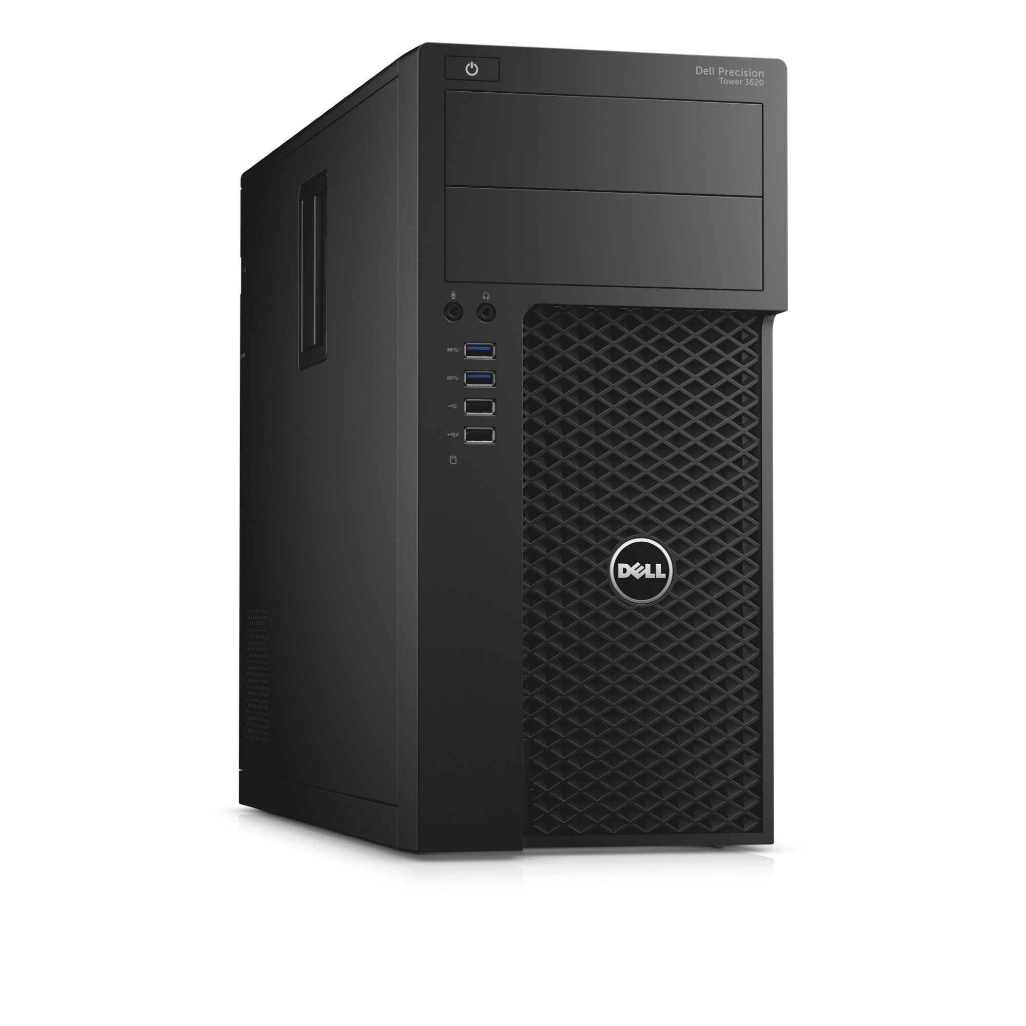DELL 3HHD7 PRECISION T3620 3.4GHZ I7-6700 MINI TOWER BLACK WORKSTATION