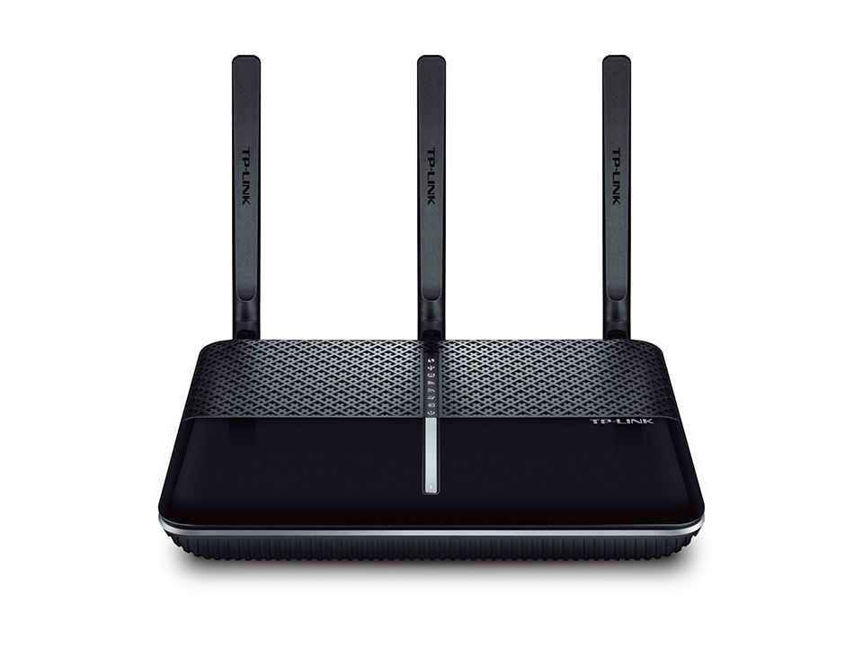 TP-LINK ARCHER VR600 DUAL-BAND (2.4 GHZ / 5 GHZ) GIGABIT ETHERNET 3G 4G BLACK,SILVER WIRELESS ROUTER