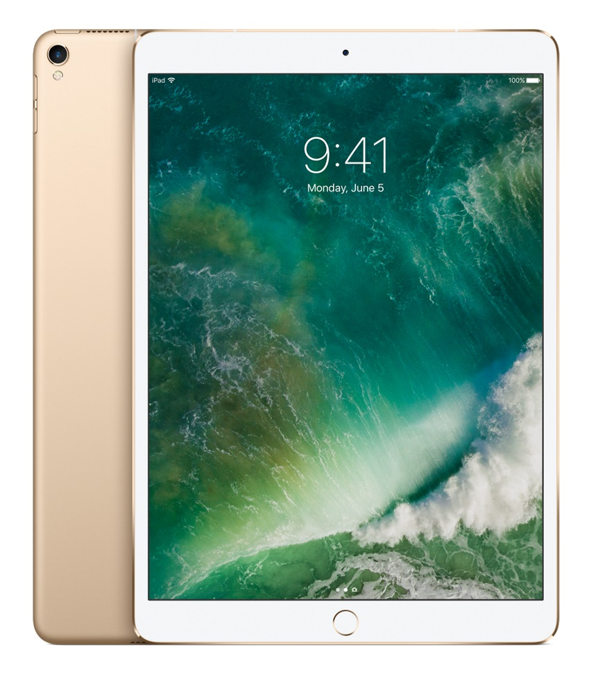 APPLE IPAD PRO 256GB GOLD TABLET