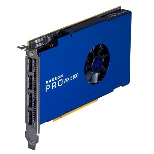 DELL 490-BDYI GRAPHICS CARD RADEON PRO WX 5100 8 GB GDDR5