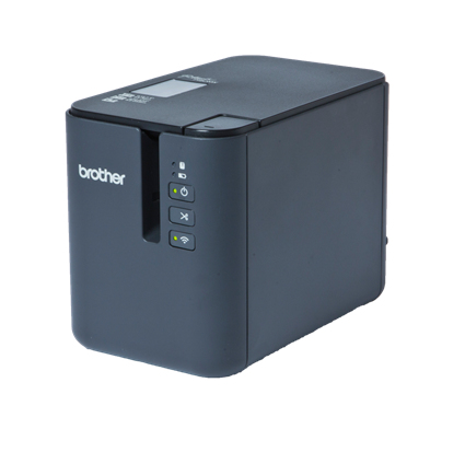 BROTHER PTP950NWZW1 PT-P950NW THERMAL TRANSFER 360 X 360DPI LABEL PRINTER