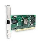 HPE 281541-B21 STORAGEWORKS FCA2214 2GB FIBRE CHANNEL HBA FOR WINDOWS, LINUX AND NETWARE NETWORKING CARD