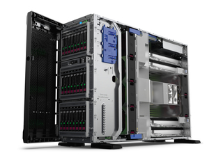 HPE 877621-421 PROLIANT ML350 GEN10 2.1GHZ 4110 800W TOWER (4U) SERVER
