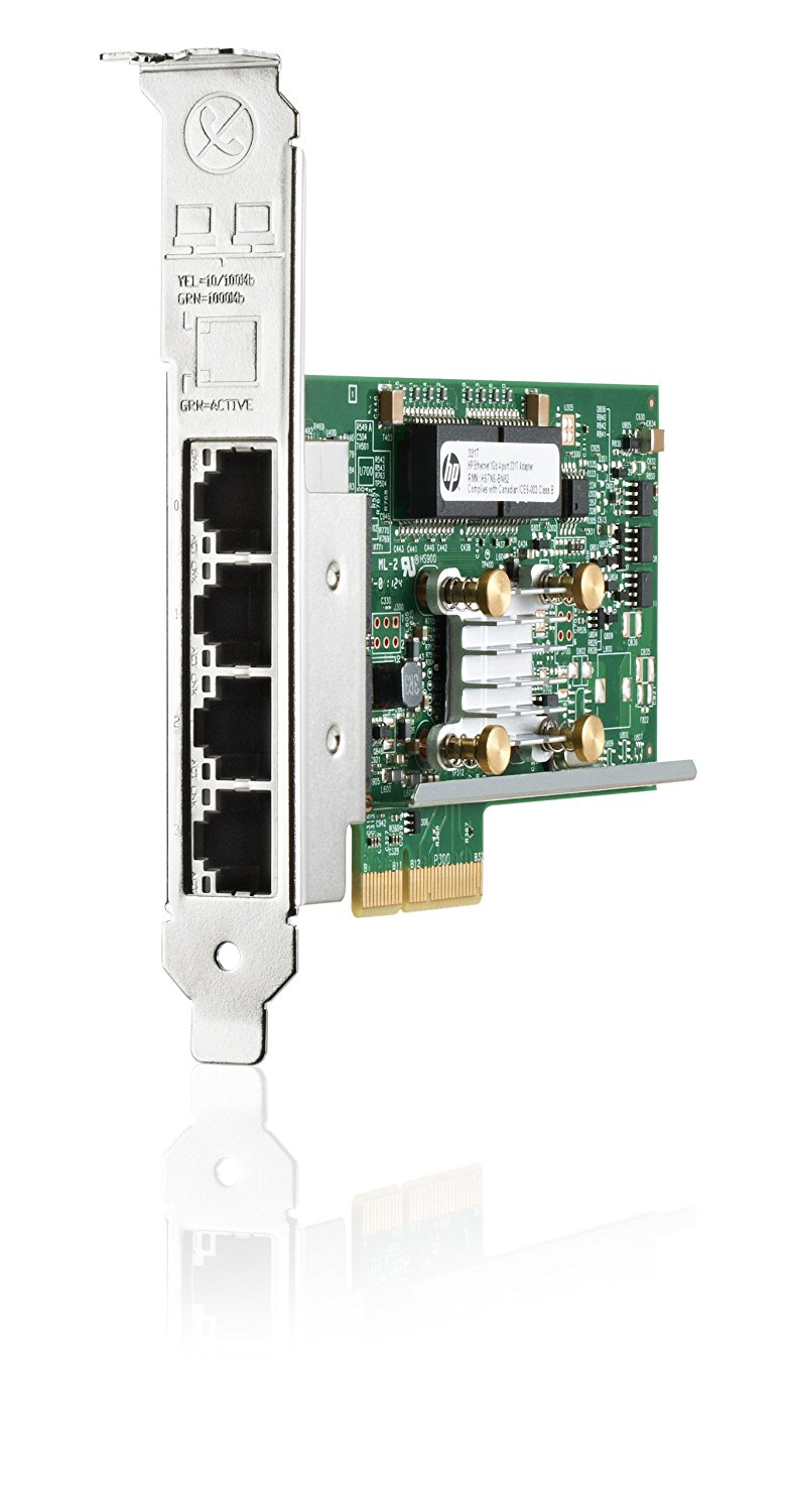 HPE 647594-B21-SP-3 ETHERNET 1GB 4-PORT 331T INTERNAL 1000 MBIT/S