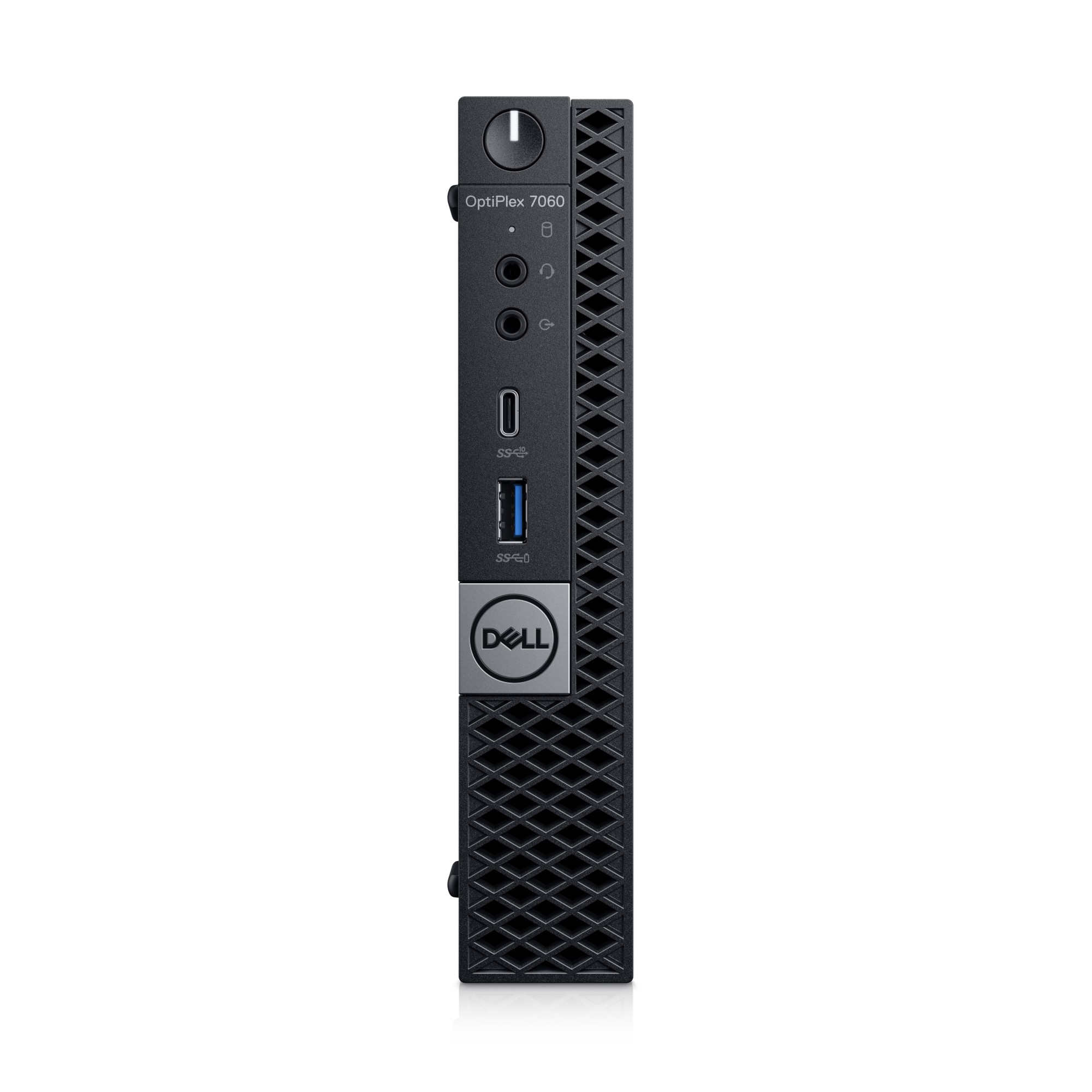 DELL CV3WX OPTIPLEX 7060 2.1GHZ USFF BLACK MINI PC