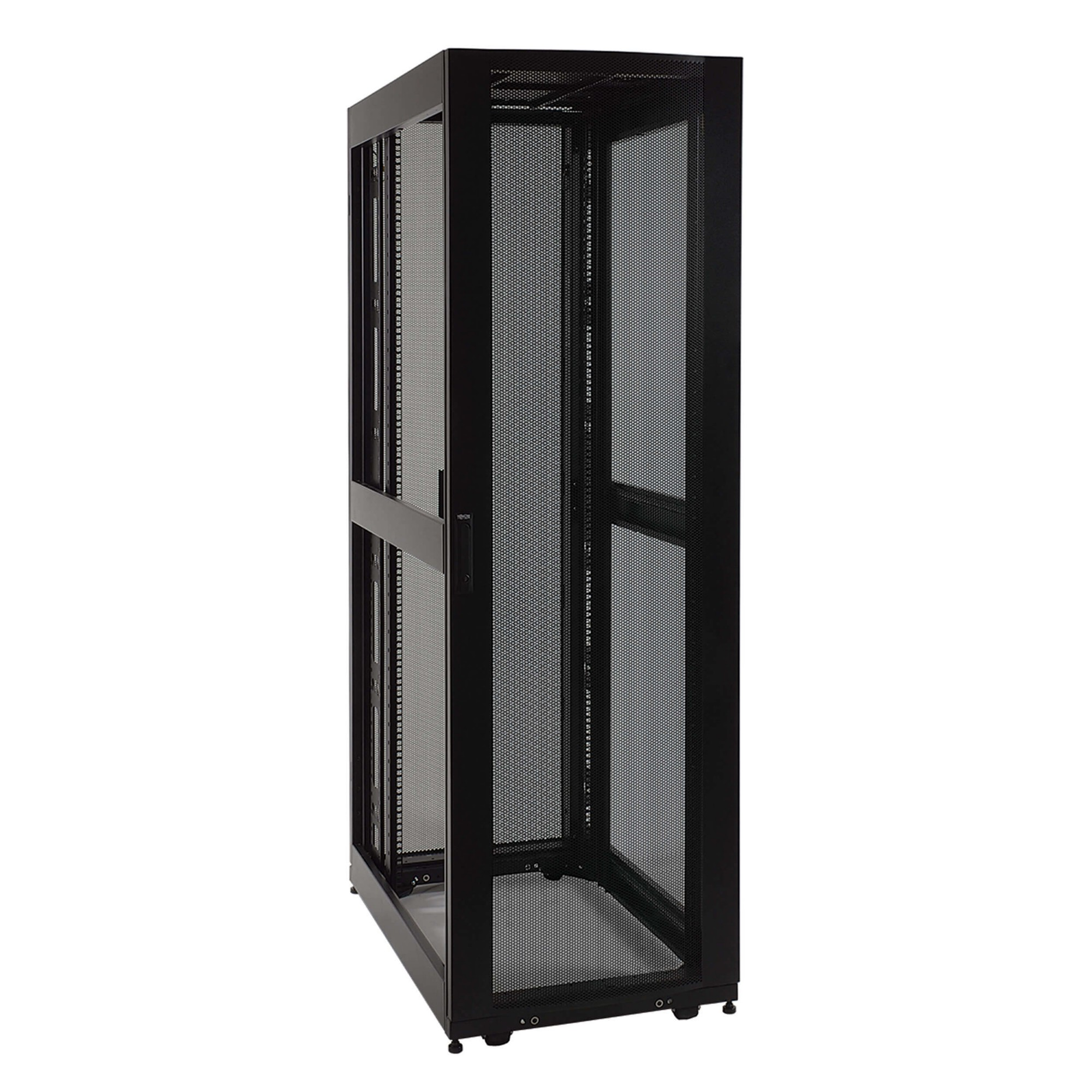 TRIPP LITE SRX47UBEXP 47U SERVER RACK, EURO-SERIES - EXPANDABLE CABINET, STANDARD DEPTH, SIDE PANELS NOT INCLUDED
