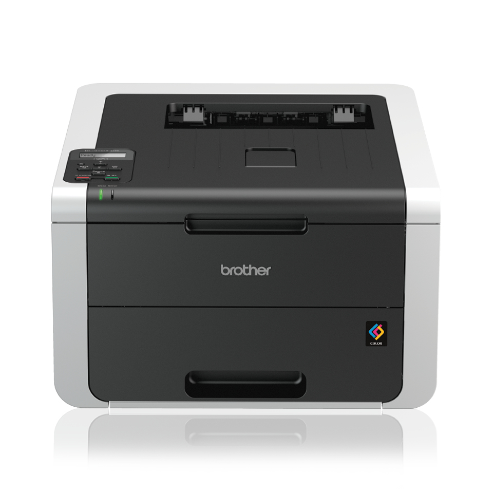 BROTHER HL3152CDWG1 HL-3152CDW COLOUR 2400 X 600DPI A4 WI-FI LASER PRINTER