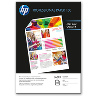 HP CG965A PROFESSIONAL GLOSSY LASER PAPER 150 GSM-150 SHT/A4/210 X 297 MM