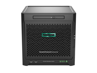 HPE ENTMS-001 PROLIANT MICROSERVER GEN10 X3216 + 1TB HDD BUNDLE 1.6GHZ 200W ULTRA MICRO TOWER SERVER