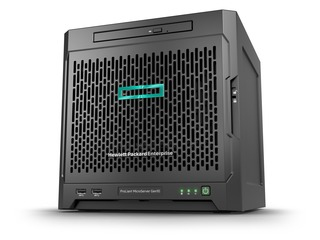 HPE P03698-421 PROLIANT MICROSERVER GEN10 2.1GHZ X3421 200W ULTRA MICRO TOWER SERVER