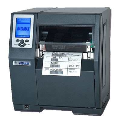 DATAMAX O'NEIL C63-00-46E00004 H-CLASS H-6310X THERMAL TRANSFER 300 X 300DPI LABEL PRINTER