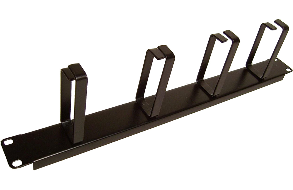 CABLENET 72-2676 STRAIGHT CABLE TRAY BLACK