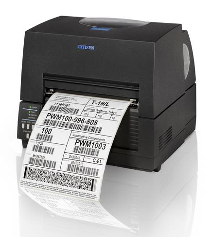 CITIZEN 1000836 CL-S6621 LABEL PRINTER
