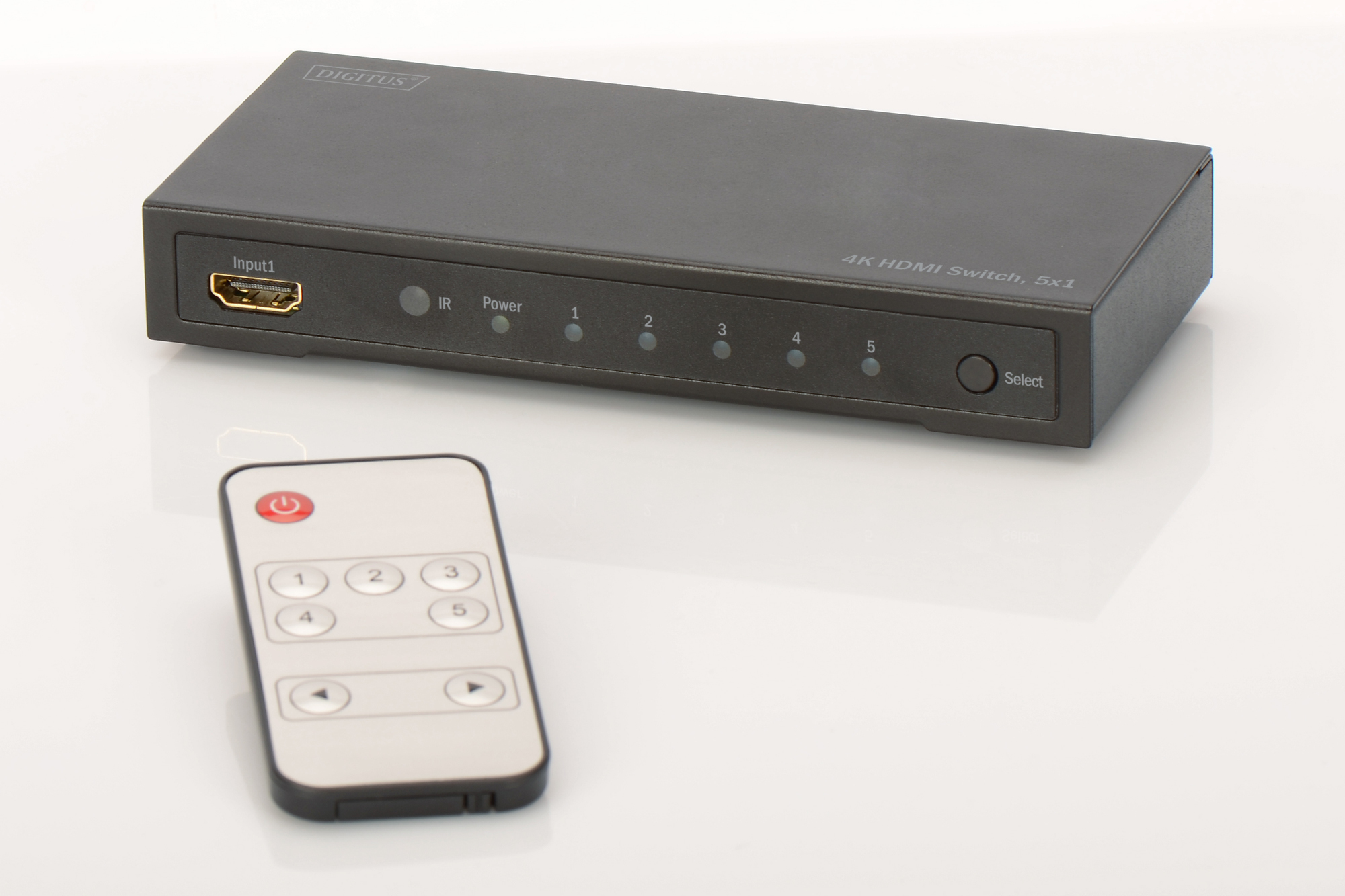 DIGITUS DS-49304 HDMI VIDEO SWITCH