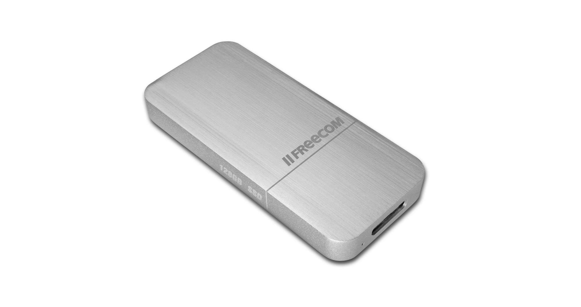 FREECOM 56314 256GB SILVER EXTERNAL SOLID STATE DRIVE