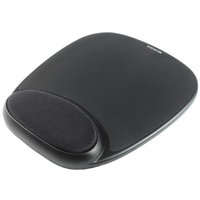 KENSINGTON 62386 COMFORT GEL MOUSE PAD BLACK