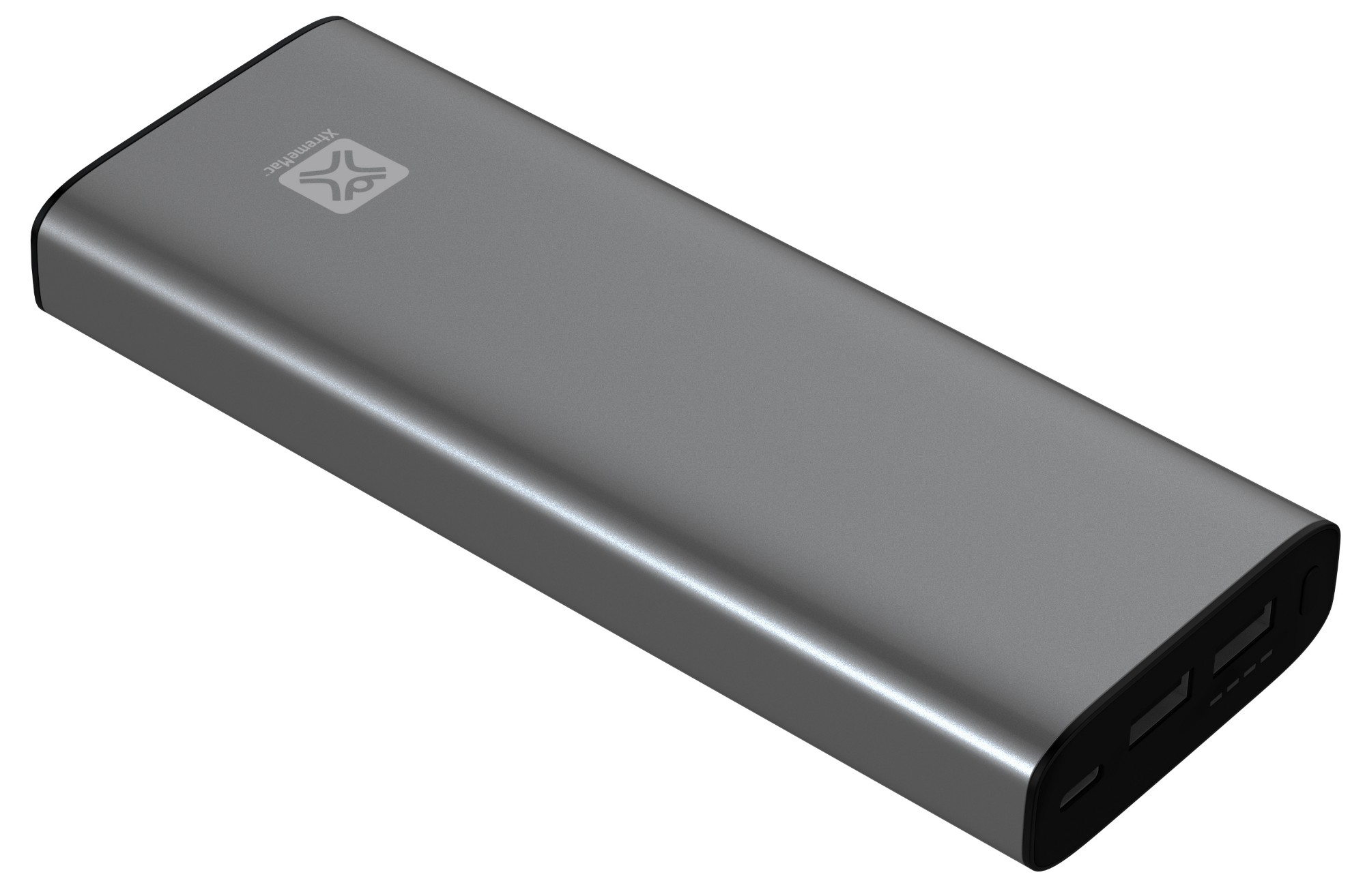 XTREMEMAC 214055 POWER BANK GREY LITHIUM-ION (LI-ION) 20100 MAH