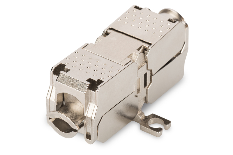 DIGITUS DN-93909 WIRE CONNECTOR RJ-45 METALLIC