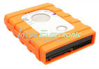 FANTEC 1868 3.5'' HDD PROTECTIVE CASE SILICONE ORANGE