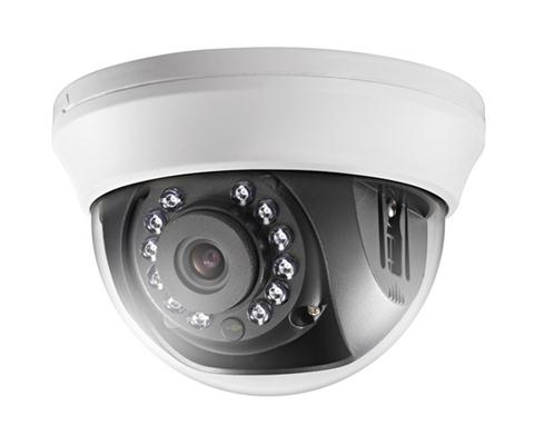 HIKVISION DS-2CE56D0T-IRMMF(2.8MM) DS-2CE56D0T-IRMMF CCTV SECURITY CAMERA INDOOR DOME WHITE 1920 X 1080PIXELS