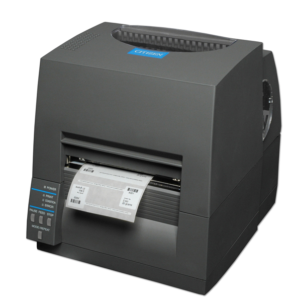 CITIZEN 1000819 CL-S631 DIRECT THERMAL / TRANSFER 300 X 300DPI LABEL PRINTER