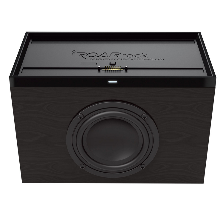 CREATIVE LABS 70SB169000000 IROAR ROCK PASSIVE SUBWOOFER BLACK