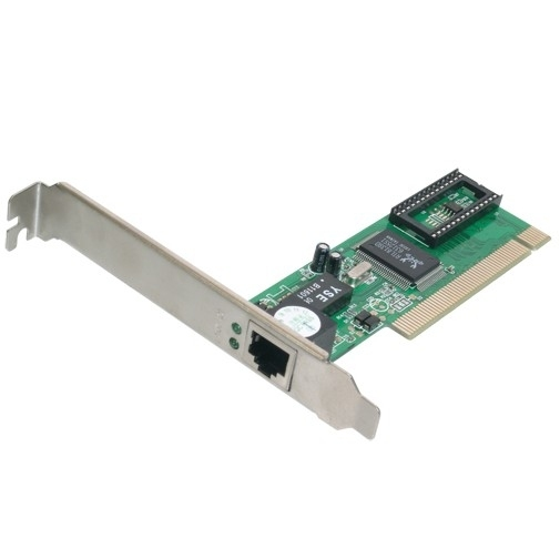 DIGITUS DN-1001J FAST ETHERNET PCI CARD 100 MBIT/S