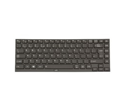 TOSHIBA P000565720 KEYBOARD NOTEBOOK SPARE PART