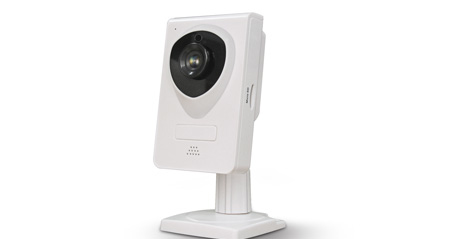 DYNAMODE DYN-629 IP SECURITY CAMERA CUBE WHITE 1280 X 720PIXELS
