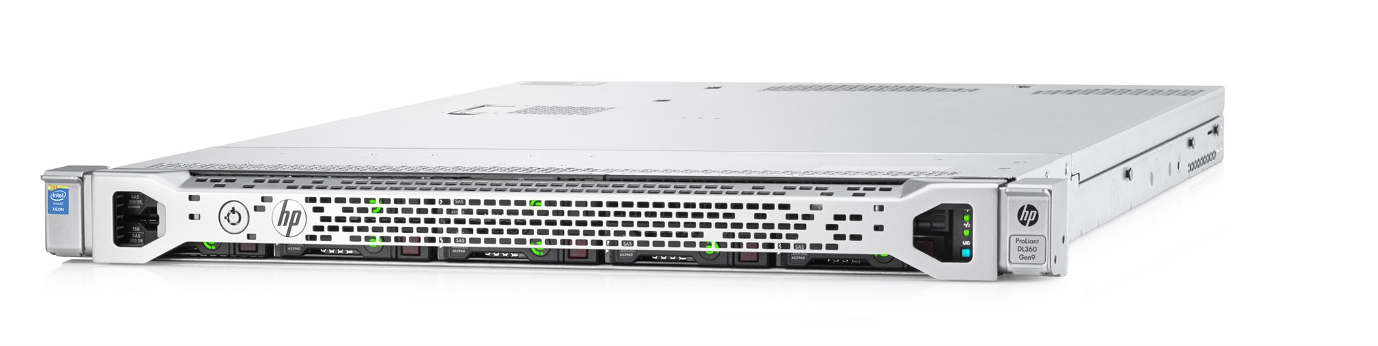 HPE 755258-B21 PROLIANT DL360 GEN9 1U