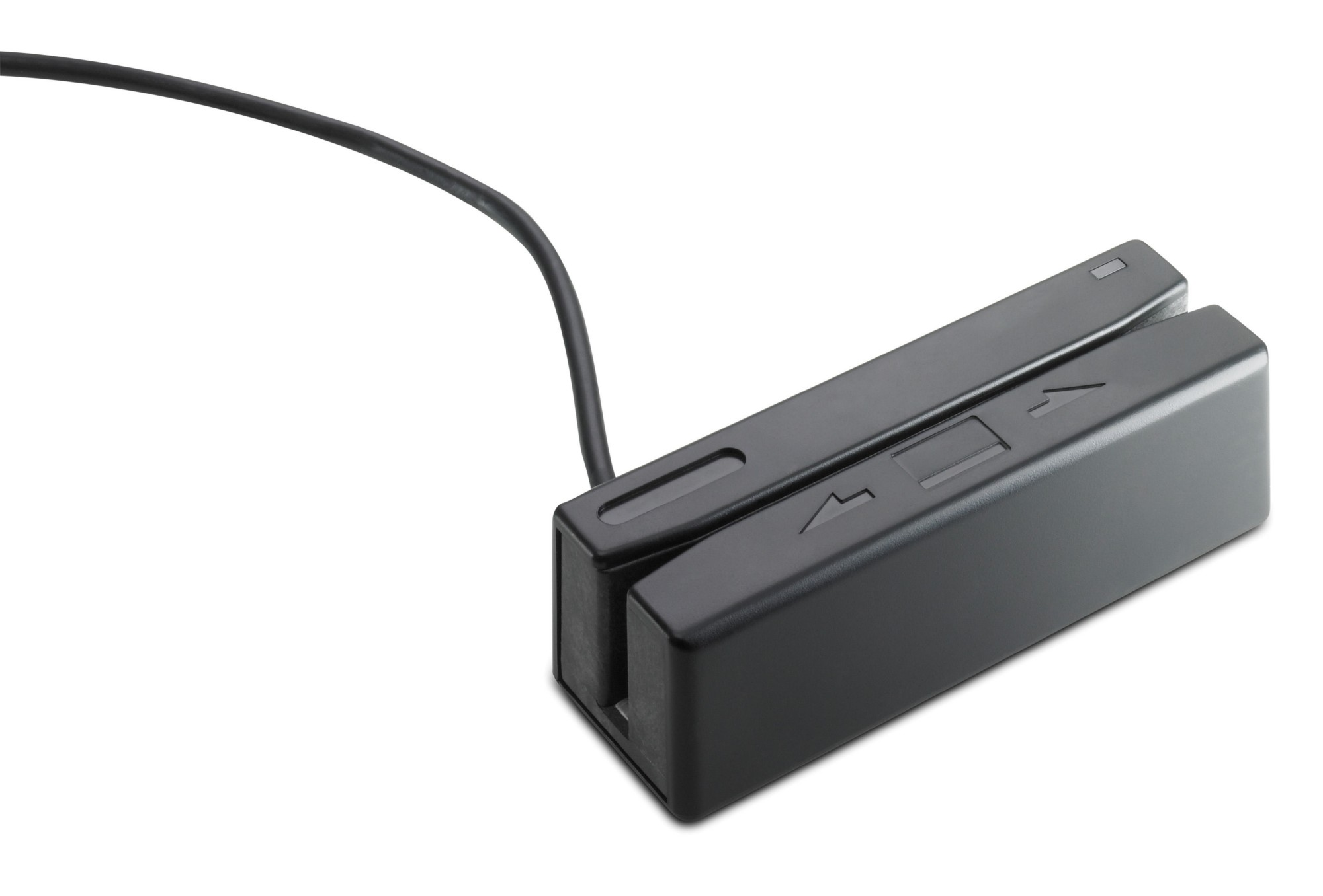 HP FK186AA USB MINI MAGNETIC STRIPE READER WITH BRACKETS