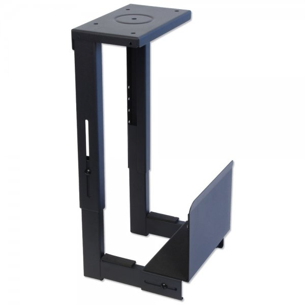 LINDY 40283 DESK-MOUNTED CPU HOLDER BLACK