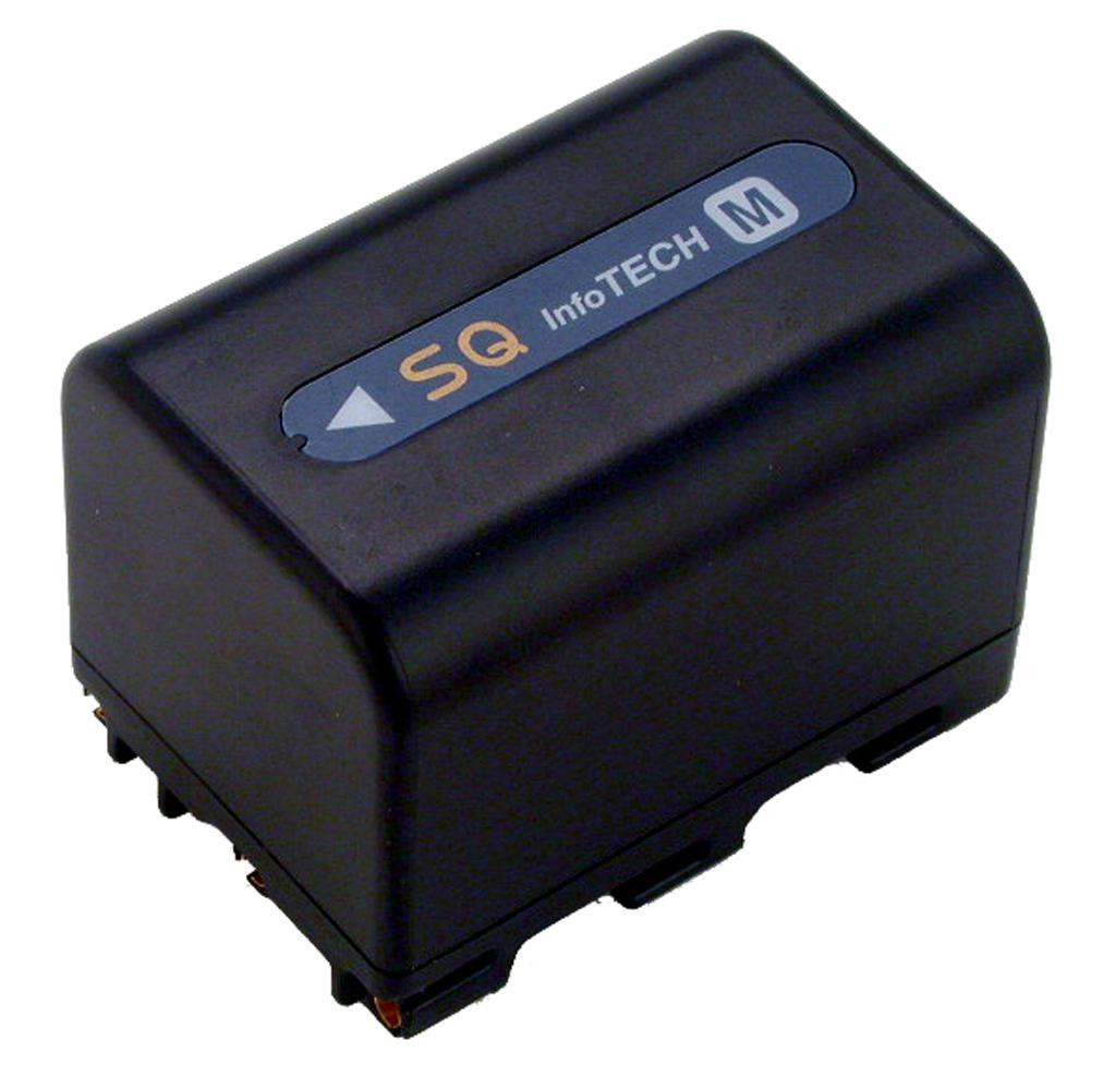 2-POWER VBI9599A CAMCORDER BATTERY 7.2V 2800MAH RECHARGEABLE